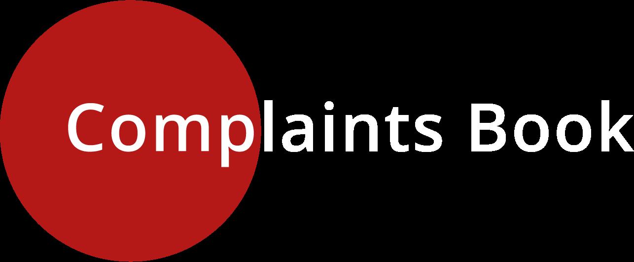 Complaints Book