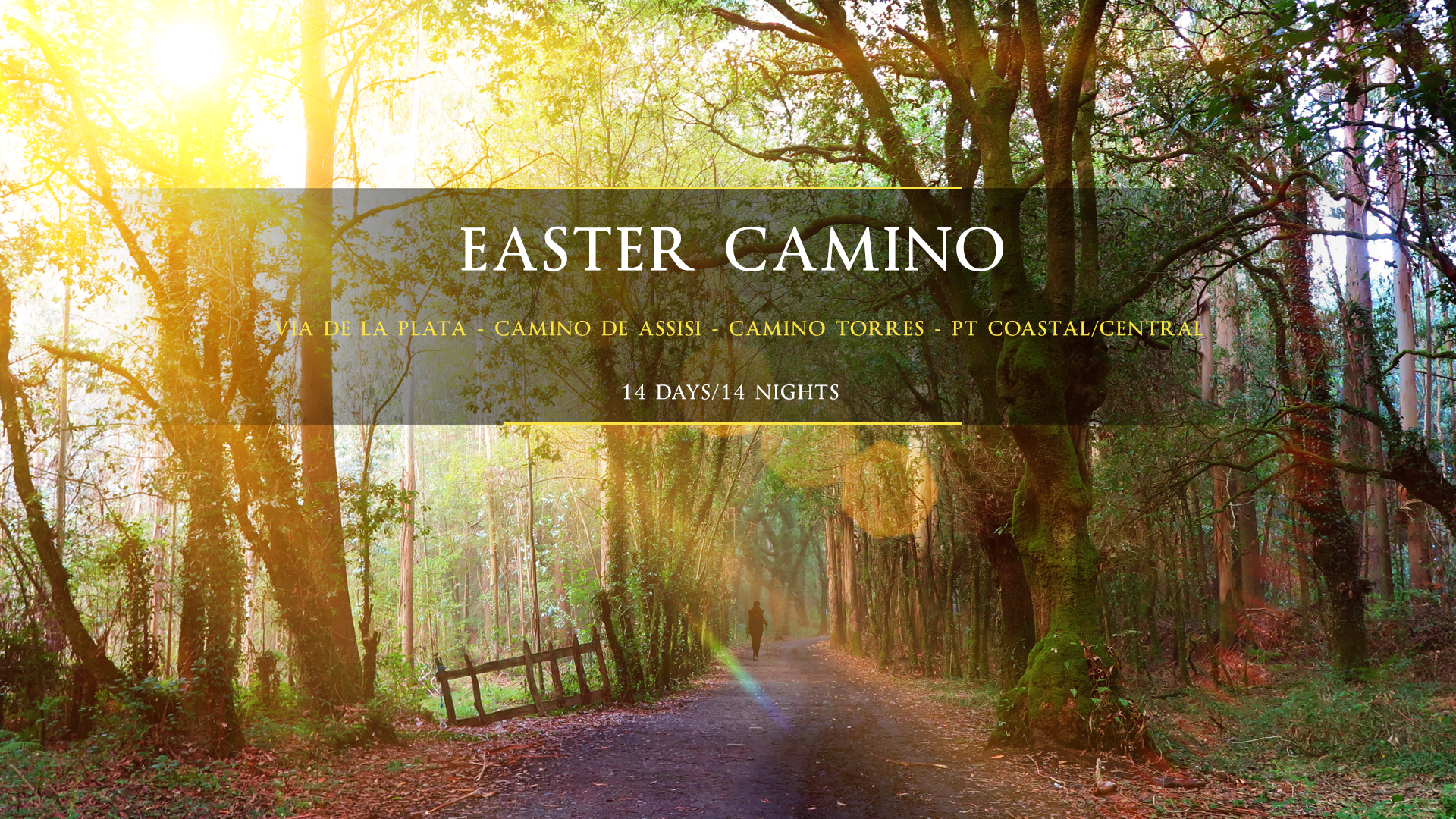 Easter Camino